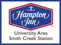 Hampton Inn - University Area/Smith Creek Station Wilmington Hotels and Motels