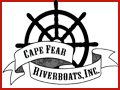 Cape Fear Riverboats- Capt. Maffitt Wilmington Attractions